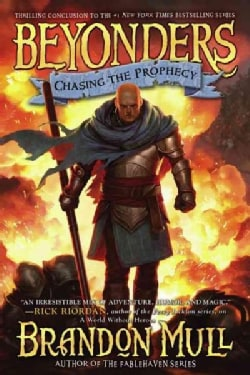 Chasing the Prophecy (Hardcover)