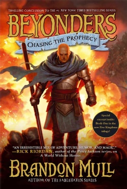 Chasing the Prophecy (Paperback)