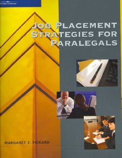 Job Placement Strategies for Paralegals (Paperback)
