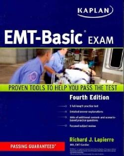 Kaplan EMT-Basic Exam (Paperback)