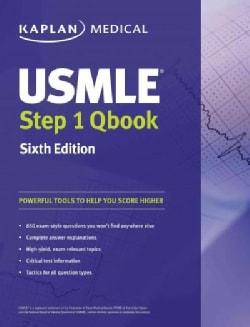 Kaplan Medical USMLE Step 1 Qbook (Paperback)