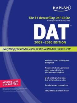 Kaplan DAT 2009-2010
