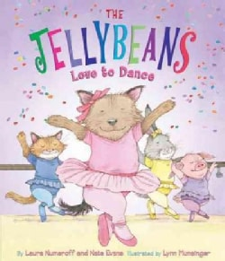 The Jellybeans Love to Dance (Board book)