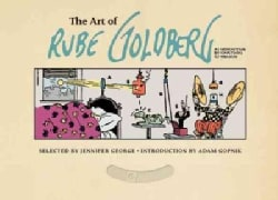The Art of Rube Goldberg (Hardcover)