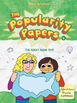 The Rocky Road Trip of Lydia Goldblatt & Julie Graham-Chang (Paperback)