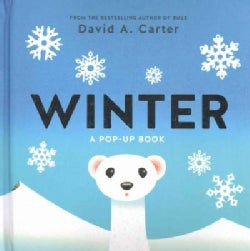 Winter: A Pop-up Book (Hardcover)