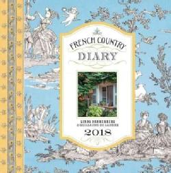 French Country Diary 2018 Calendar (Calendar)