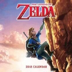 The Legend of Zelda 2018 Calendar (Calendar)