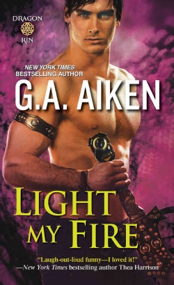 Light My Fire (Paperback)