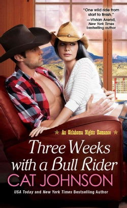 Three Weeks With a Bull Rider (Paperback)