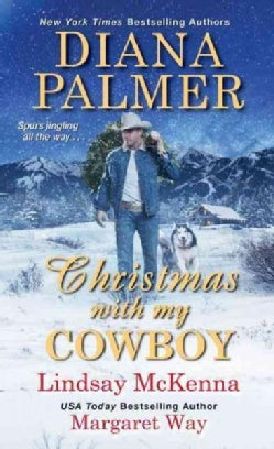 Christmas With My Cowboy (Paperback)