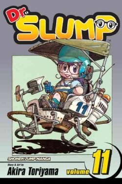 Dr. Slump 11 (Paperback)