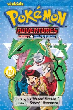 Pokemon Adventures 19: Ruby & Sapphire (Paperback)