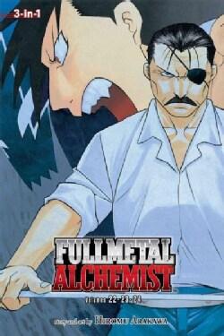 Fullmetal Alchemist 8: 3-in-1 Edition (Paperback)