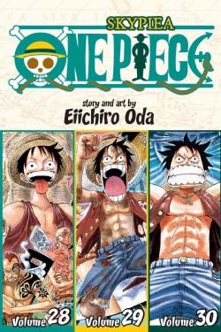 One Piece Skypeia 28-29-30: Omnibus Edition (Paperback)