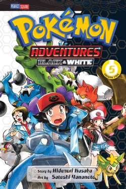 Pokemon Adventures: Black & White 5 (Paperback)