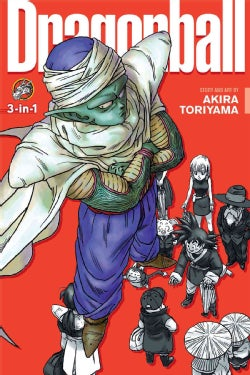 Dragonball 5: 3-in-1 Edition (Paperback)