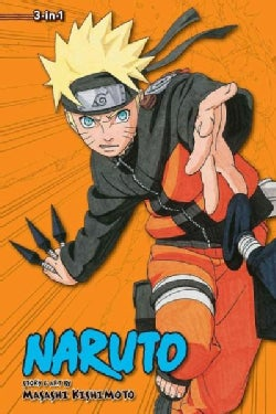 Naruto 10: 3-in-1 Edition (Volumes 28, 29, 30) (Paperback)