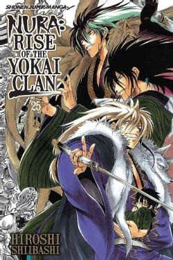 Nura Rise of the Yokai Clan 25 (Paperback)