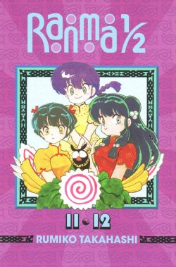 Ranma 1/2 11, 12: 2-in-1 Edition (Paperback)