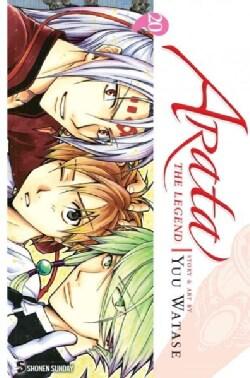 Arata: The Legend 20 (Paperback)