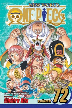 One Piece 72 (Paperback)