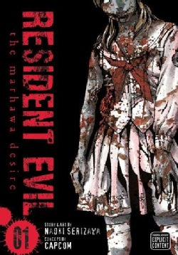 Resident Evil 1: The Marhawa Desire (Paperback)