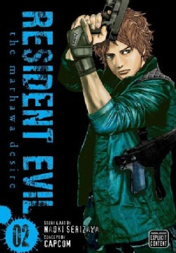 Resident Evil 2: The Marhawa Desire (Paperback)