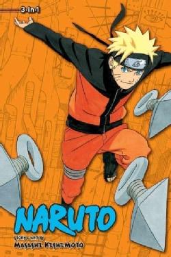 Naruto 3-in-1 (Paperback)
