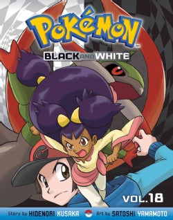 Pokemon Black and White 18 (Paperback)