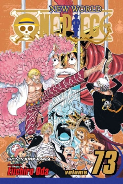 One Piece 73 (Paperback)