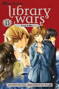 Library Wars: Love & War 13 (Paperback)
