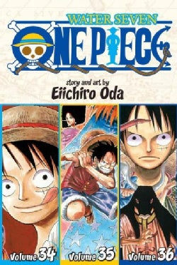 One Piece Water Seven 34-35-36: 3-in-1 Edition, Omnibus Edition (Paperback)