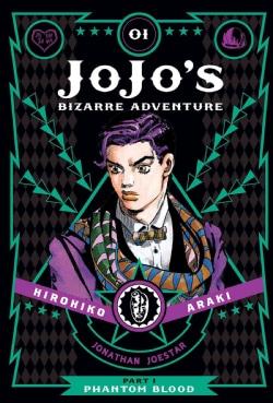 Jojo's Bizarre Adventure Part 1 Phantom Blood 1: Phantom Blood (Hardcover)
