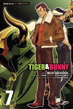 Tiger & Bunny 7 (Paperback)