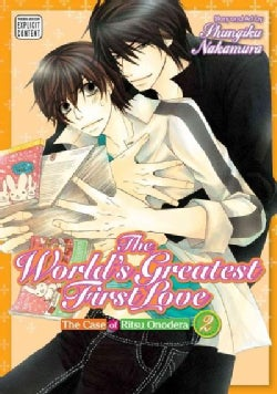 The World's Greatest First Love 2: The Case of Ritsu Onodera, SubLime Manga Edition (Paperback)