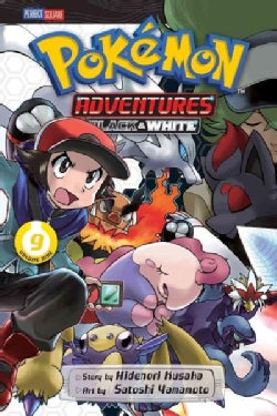 Pokemon Adventures Black & White 9 (Paperback)