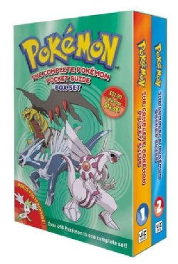 The Complete Pokemon Guide Set