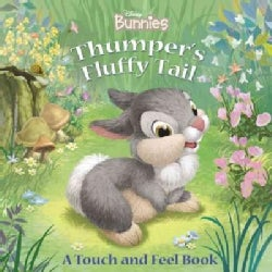 Thumper's Fluffy Tail (Board book)