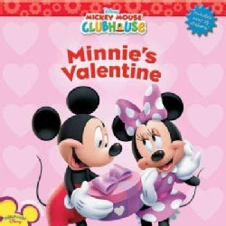 Disney Mickey Mouse Clubhouse, Minnie's Valentine (Paperback)