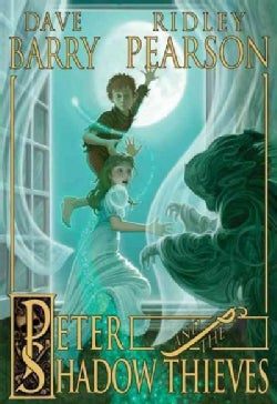 Peter and the Shadow Thieves (Paperback)