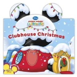 Clubhouse Christmas (Board book)