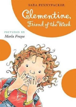 Clementine, Friend of the Week (Hardcover)