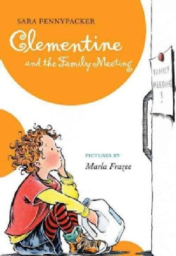 Clementine and the Family Meeting (Hardcover)