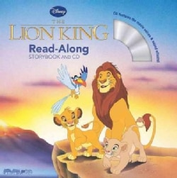 The Lion King: Read-Along Storybook and CD