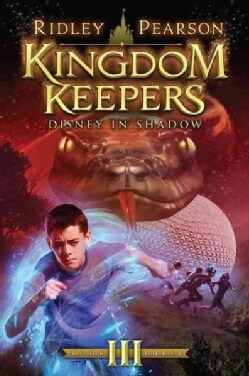 Kingdom Keepers III: Disney in Shadow (Paperback)