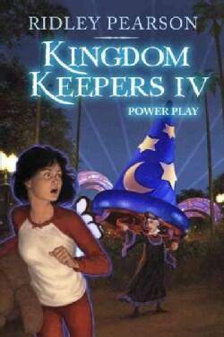 Kingdom Keepers IV: Power Play (Hardcover)