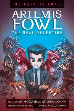 Artemis Fowl 4: The Opal Deception (Paperback)