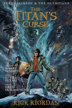 Percy Jackson & The Olympians 3: The Titan's Curse (Paperback)