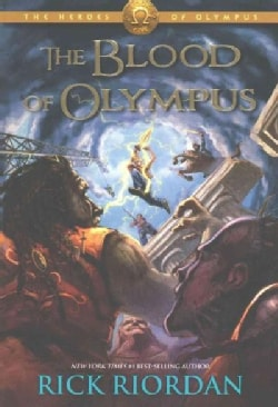 The Blood of Olympus (Paperback)
